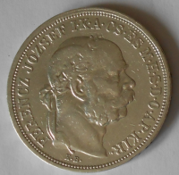 Uhry 5 Korun 1907 KB