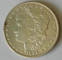 USA 1 Dolar 1896 Morgan