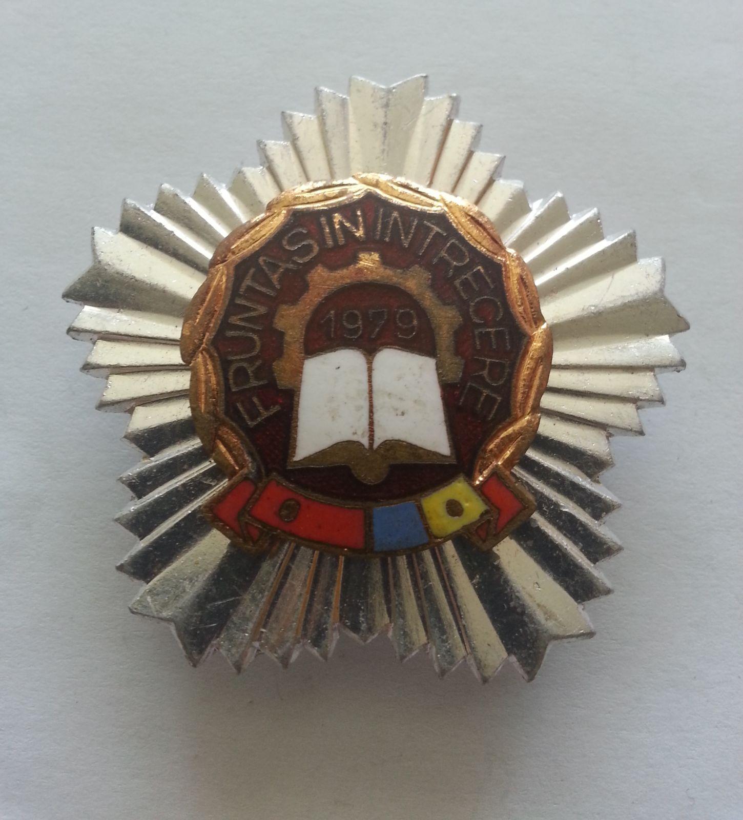 za rozvoj osvěty 1979, Rumunsko