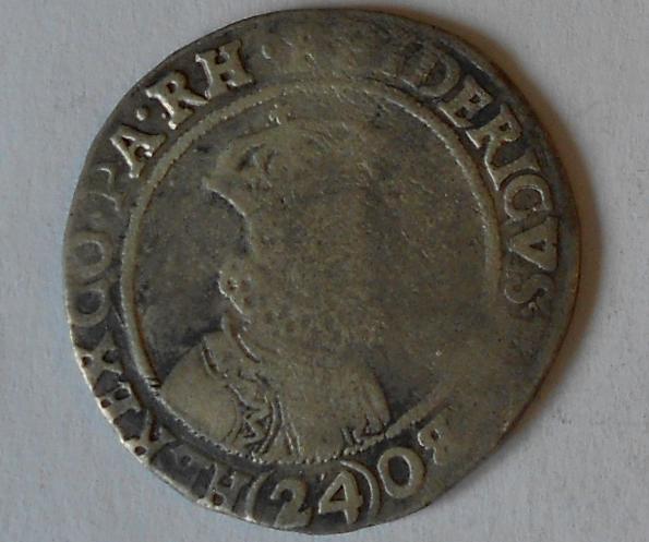 Čechy 24 Krejcar 1620 K. Hora Ferdinand II.