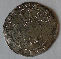 Čechy Pražský Groš Václav II. 1278-1305