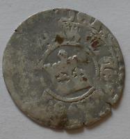 Čechy Pražský Groš Václav IV. 1378-1419
