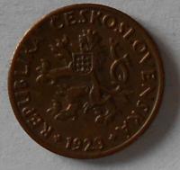 ČSR 5 Kč 1923