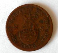 Dánsko 2 Skilling 1810