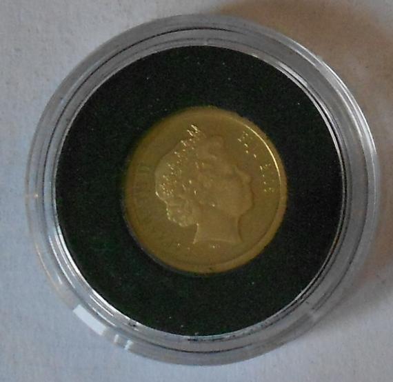Fiji Au 5 Dolar 2006 Nasca