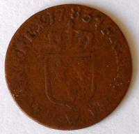 Francie 1 Liard 1783 Ludvík XVI.