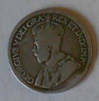 Kanada 10 Cent 1917