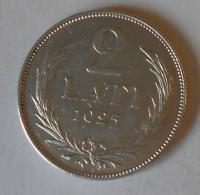 Lotyšsko 2 Lati 1926 STAV
