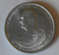 Maďarsko 5 Pengö Al 1943 Horty