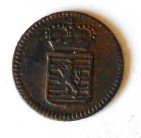 Rakousko 1/2 Liard 1784 Josef II.