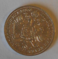 Rakousko 1/4 Floren 1858 A STAV