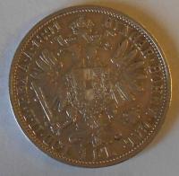 Rakousko 1 Floren 1891