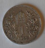 Rakousko 1 Koruna 1899