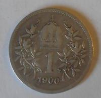 Rakousko 1 Koruna 1900