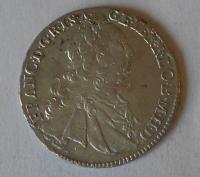 Rakousko 15 Krejcar 1750 František Lotrinský