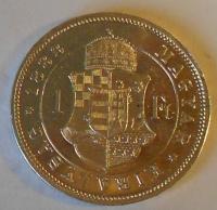 Uhry 1 Floren 1883 KB STAV