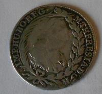Uhry 20 Krejcar 1774 EVM Marie Terezie