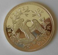 USA Dolar 1794 Ag novoražba