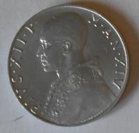 Vatikán 10 Lir 1952