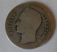 Venezuela 2 Bolivares 1929