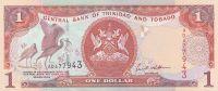 1 Dollar, Trinidad a Tobago, 2002