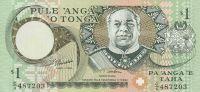 1 Pa anga, Tongo