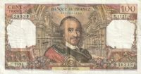 100 Franc, Francie 1977