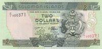 2 Dollar, Šalamounovy ostrovy, rybolov