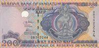 200 Vatu, Vanuatu