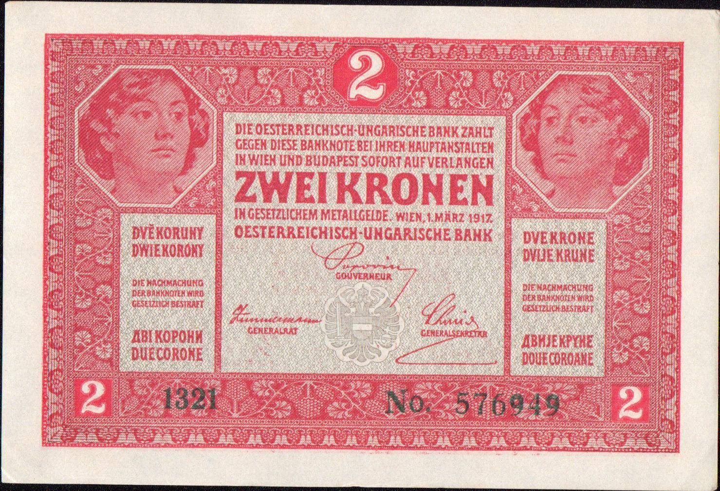2K/1917/, stav 0, série 1321