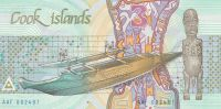 3 Dollars, Cook Island