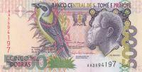 5000 Dobras, Sv. Tomáš, 2004