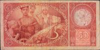 50Kč/1929/, stav 4, série U