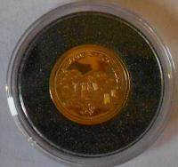 Fiji Au 5 Dolar 2006 Atlantis