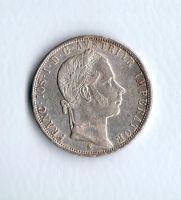 1 Florin/Zlatník(1859), stav 1/0, ražba E