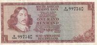 1 Rand, J.Afrika, 2 ovce