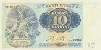 10 Hroni, Estonsko, 2008