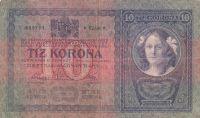 10 Kronen Rakousko, 1904 - s- 2998