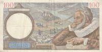 100 Franc, Francie, 1940
