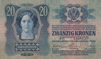20 Korun, Rakousko, 1913 - s - 804054