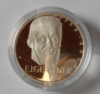 200 Kč(2006-Genster), stav PROOF, etue