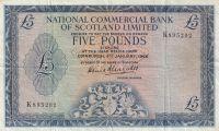 5 Liber, Skotsko, 1966