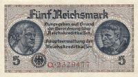 5 Marek, Německo říšská kreditní pokladna