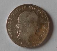 Čechy 20 Krejcar 1848 C Ferdinand V.