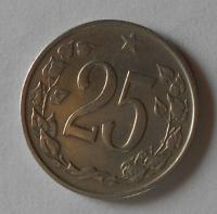 ČSR 25 Haléř 1964