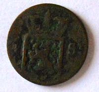 Hol. Indie 1/4 Stuber 1825