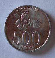 Indonésie 500 Rupií 2003