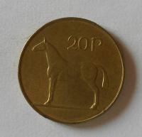 Irsko 20 Pence 1995