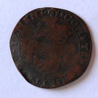Nizozemí Početní Groš 16. stol.