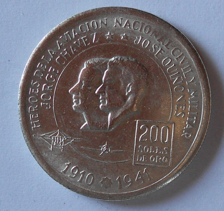 Pern 200 Soles 1910-49 kopie80